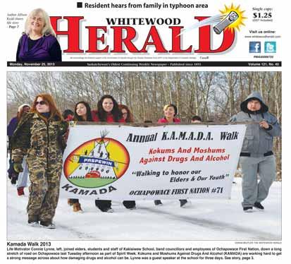 Whitewood-Herald