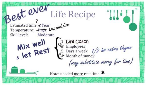 life-recipe